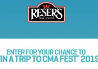 Resers CMA Fest Sweepstakes