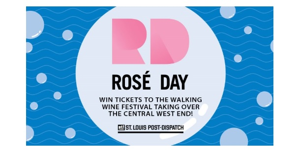 St. Louis Post-Dispatch Rose Day Giveaway