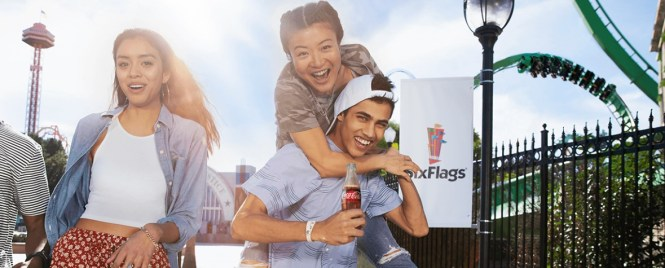 The Coca-Cola Six Flags 2019 Season Pass Sweepstakes