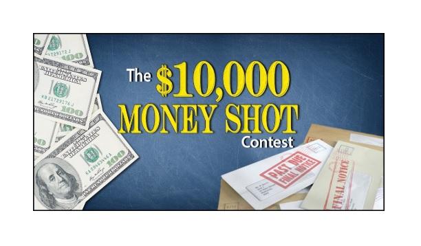 The Ten Thousand Dollar Money Shot Contest