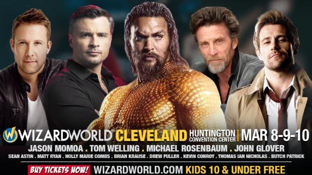 WMMS Wizard World Comic Con Contest