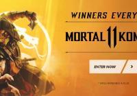 2019 Rockstar Mortal Kombat 11 Sweepstakes
