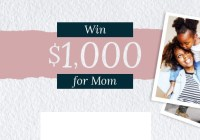 Aptivada Mothers Day Giveaway