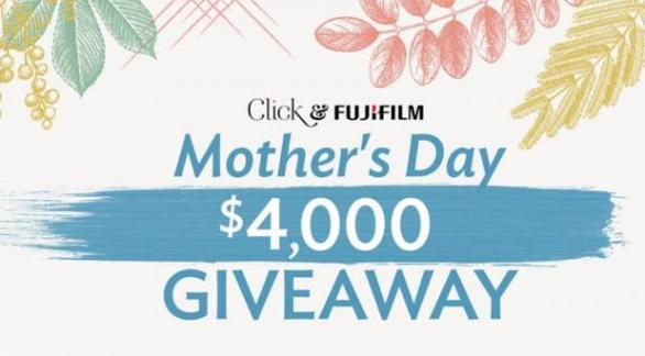 Click Magazine Mothers Day 2019 Giveaway