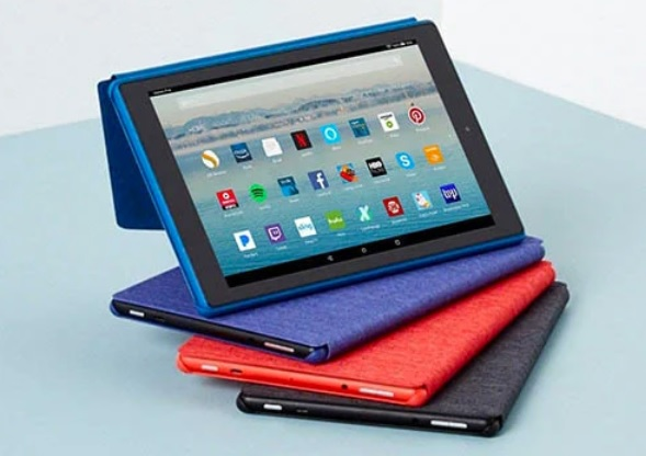 Dealmaxx Amazon Kindle Fire HD 10 Tablet Giveaway
