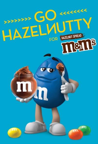 Fooji M&M Hazelnut Spread Sweepstakes