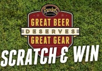 Founders Great Beer Memorial Day Sweepstakes
