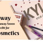 Kylie Cosmetics $1000 Store Credit Sweepstakes