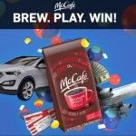 McDonalds McCafe Instant Win Game