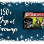 Monopoly Nightmare Before Christmas Game Giveaway