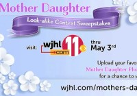 Mother Daughter Look-A-Like Sweepstakes