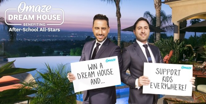 Omaze Dream House Sweepstakes