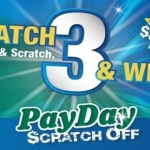 Payday Scratch Off Instant Win Game