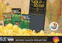 WTSP Gold Rush $30 Ticket Sweepstakes