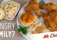 99.5 WGAR Mr. Chicken Lunch Block Sweepstakes