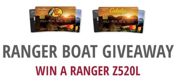 Bass Pro Shops Ranger Boat Giveaway