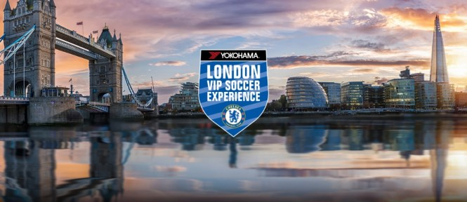 Chelsea FC London Experience With Yokohama Giveaway