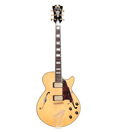 D Angelico Excel Series SS Guitar Giveaway