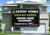 Destiny Homes SMART Series Dream Home Giveaway
