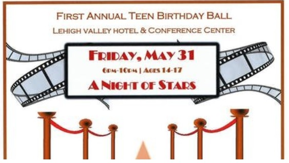 First Annual Teen Birthday Ball Sweepstakes