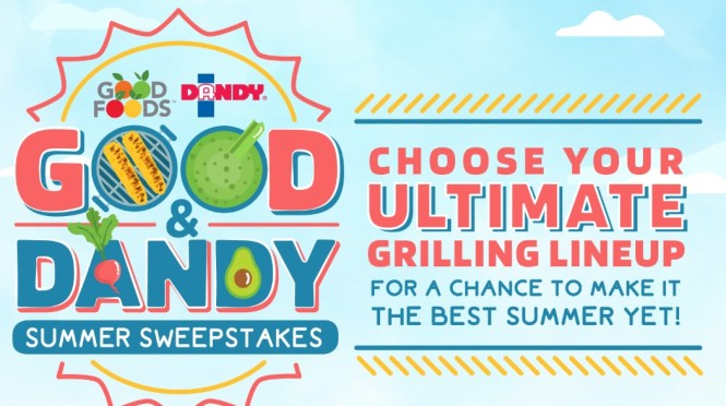 Good And Dandy Summer Sweepstakes