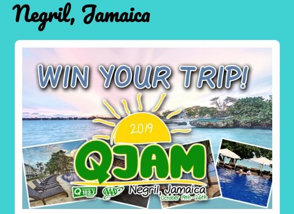 Jammin Contest