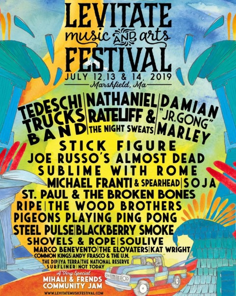 Levitate Music Festival 2019 Giveaway