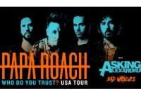 Papa Roach Contest