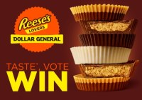 Reeses Lovers Dollar General Sweepstakes