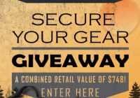 Secure Your Gear Giveaway