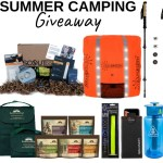 Summer Camping Giveaway