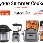 Summer Cookout Sweepstakes