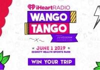iHeartRadio Wango Tango Flyaway Sweepstakes