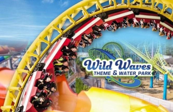 100.7 The Wolf WIld Waves Season Passes Contest
