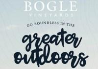 Bogle Outdoors Sweepstakes