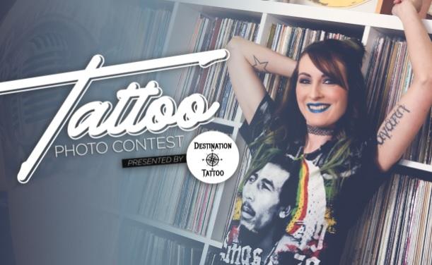 Lazer 103.3 Tattoo Photo Contest