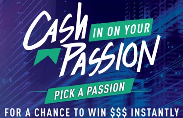Marlboro Cash In On Your Passion Instant Win Game