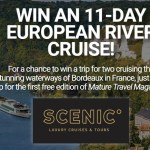 Mature Travel France River Cruise Sweepstakes