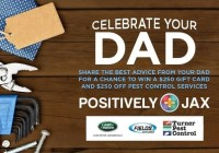 News 4 Jax Celebrate Your Dad Contest