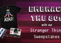 Penguin Random House Stranger Things Sweepstakes