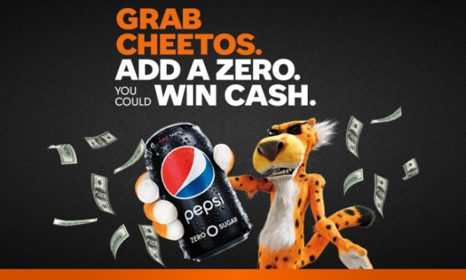 Pepsi And Cheetos Instant Win Game - Enter To Win $5000 Cash