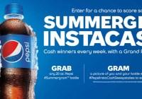 Pepsi Instacash Sweepstakes