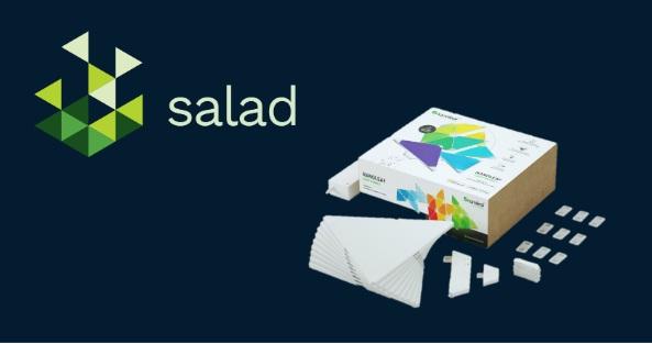 Salad Nanoleaf Giveaway
