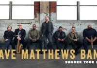 SiriusXM Dave Matthews Band Summer Tour Sweepstakes