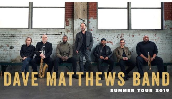 SiriusXM Dave Matthews Band Summer Tour Sweepstakes