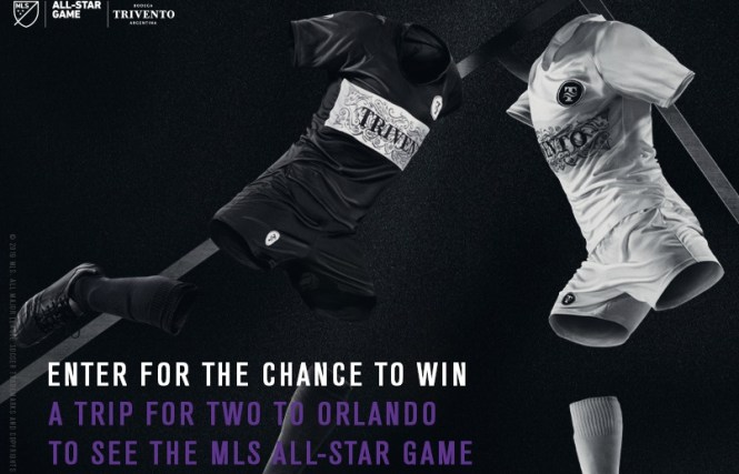 Trivento MLS ALL Star Sweepstakes