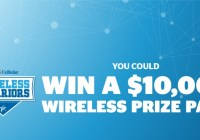 U.S. Cellular Wireless Warrior Sweepstakes