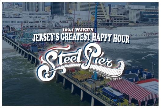 WJRZ Jerseys Greatest Happy Hour Contest