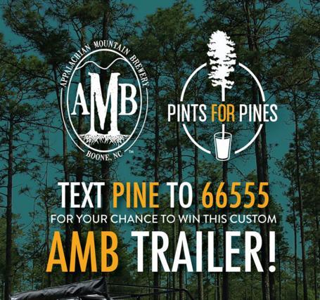 AMB Teardrop Trailer Sweepstakes - Win AMB Branded Teardrop