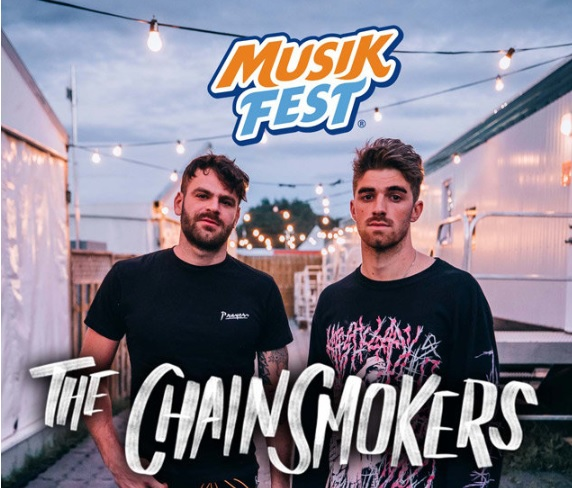 Chainsmokers at Musikfest Contest